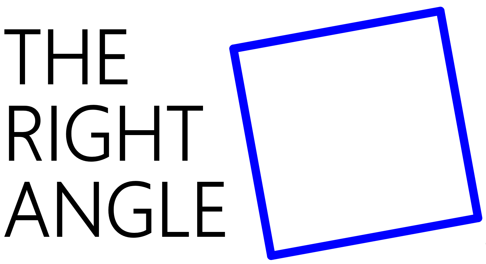 The Right Angle Logo